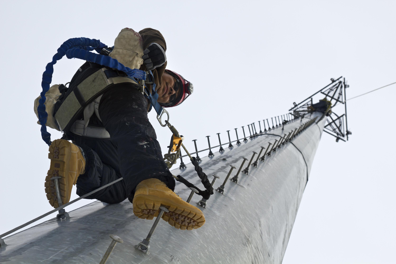 práca vo výškach